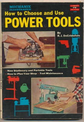 1960 Power Tool Buying & Use & Maintenance Guide